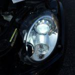 R56メンテナンス記録(ヘッドライトバルブ交換)
