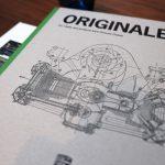ポルシェクラシックカタログ「ORIGINALE」