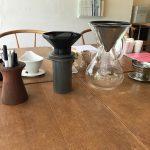抽出器具がコーヒーの香味に与える影響について考えてみる
