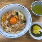 「鳥喜多」で親子丼を食べる